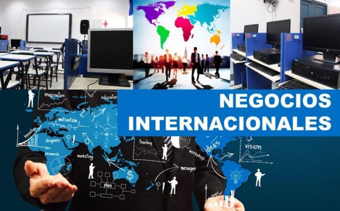 ESTUDIAR NEGOCIOS INTERNACIONALES A DISTANCIA