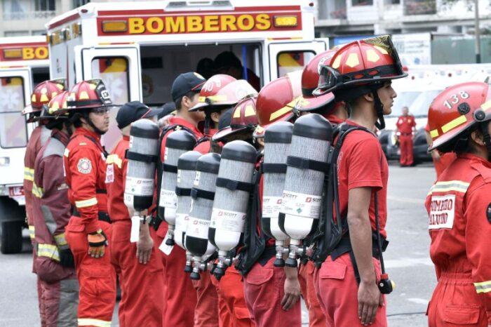 ESTUDIAR OPOSICIONES BOMBERO A DISTANCIA